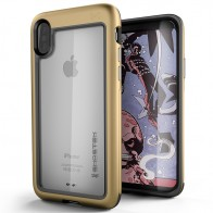 Ghostek Atomic Slim Case iPhone X GOUD 01