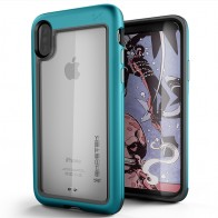 Ghostek Atomic Slim Case iPhone X TEAL 01