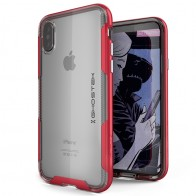 Ghostek Cloak 3 Case iPhone X red 01
