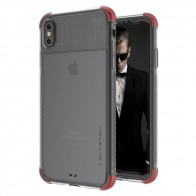 Ghostek Covert 2 Case voor iPhone XS Max Rood - 1
