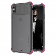 Ghostek Covert 2 Case voor iPhone XS Max Roze - 1