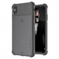 Ghostek Covert 2 Case voor iPhone XS Max Zwart - 1