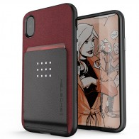Ghostek Exec 2 Wallet Case iPhone X ROOD 01