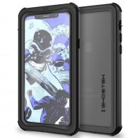 Ghostek Nautical Waterdicht iPhone XR hoesje Zwart 01
