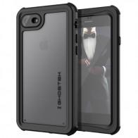 Ghostek - Nautical v2 Waterdicht iPhone SE (2020)/8/7 hoesje Zwart 01