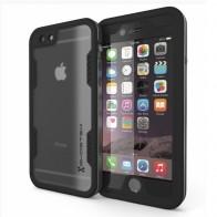 Ghostek - Atomic 2.0 Waterdicht iPhone 6/6S hoesje Space Gray 01