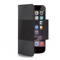 Celly Glitter Agenda iPhone 6 Black - 1