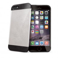 Celly Glitty iPhone 6 Plus Black/Clear