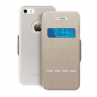 Moshi SenseCover iPhone 5/5S Gold - 1