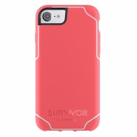Griffin Survivor Journey iPhone 7 CoralFire White 01