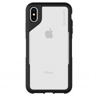Griffin Survivor Endurance iPhone XS Max Case Zwart/Transparant 01