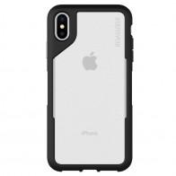 Griffin Survivor Endurance iPhone XS Max Case Zwart/Transparant 01