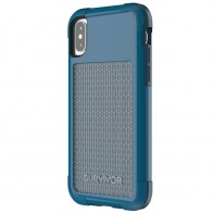 Griffin - Survivor Fit iPhone X/Xs Case Blauw 01
