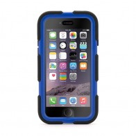 Griffin Survivor Extreme Duty Case iPhone 6 Blue/Black - 1