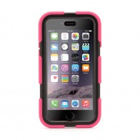 Griffin Survivor Extreme Duty Case iPhone 6 Pink/Black - 1