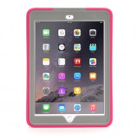 Griffin Survivor Slim iPad Air 2 Pink/Grey - 1