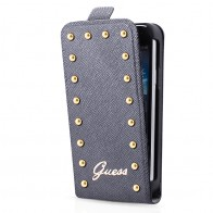 Guess – Studded Flip Case iPhone SE / 5S / 5