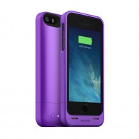 Mophie Juice Pack Helium iPhone 5/5S Purple - 1