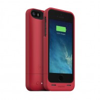 mophie juice pack helium iPhone 5 Red - 7