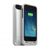 mophie juice pack helium iPhone 5 Silver - 8