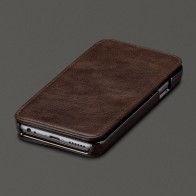 Sena Heritage Wallet Book iPhone 6 Praline - 1