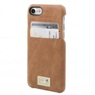 Hex Solo Wallet iPhone 7 Brown - 1