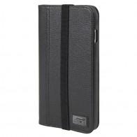 HEX Icon Wallet Case iPhone 6 Plus Black Pebbled - 1