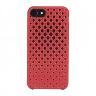 Incase Lite Case iPhone 8/7 Hoesje Rood - 1