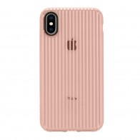 Incase Protective Guard iPhone X Hoesje Roze - 1