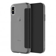 Incipio NGP Folio iPhone X Zwart/Smoke - 1