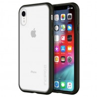Incipio Octane Pure iPhone XR Hoesje Zwart Transparant 01
