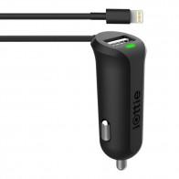 iOttie RapidVOLT Mini USB Autolader met Lightning Kabel - 1
