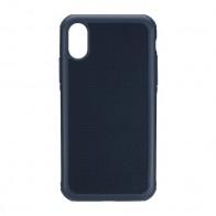 Just Mobile Quattro Air iPhone X Blauw - 1