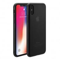 Just Mobile TENC iPhone X Case Matte Black - 1