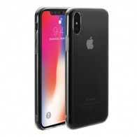 Just Mobile TENC iPhone X Case Crystal Clear - 1