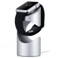 Just Mobile - TimeStand Houder voor Apple Watch Aluminium 01