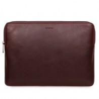Knomo - Barbican Sleeve 13 inch Brown 01