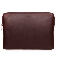 Knomo - Barbican Sleeve 15 inch Brown 01