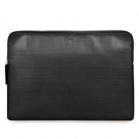 9a7ad67e305 Knomo - Embossed Laptop Sleeve 15 inch MacBook Pro Black 01