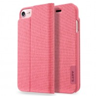 LAUT Apex Knit iPhone 7 Pink 01