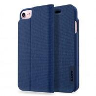 LAUT Apex Knit iPhone 7 Plus Blue 01