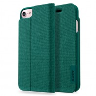 LAUT Apex Knit iPhone 7 Plus Green 01