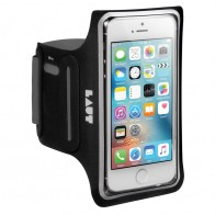 LAUT Elite-LD Sport Armband iPhone SE / 5S / 5 Black - 1