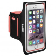 LAUT Elite-LD Sport Armband iPhone 6 / 6S Pink - 1