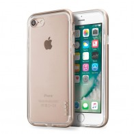 LAUT Exo Frame iPhone 7 Gold 01