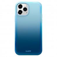 LAUT Huex Fade iPhone 12 Mini Hoesje Blauw - 1