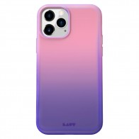 LAUT Huex Fade iPhone 12 Mini Hoesje Paars - 1