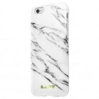 LAUT Huex Marble iPhone 6 / 6S White - 1