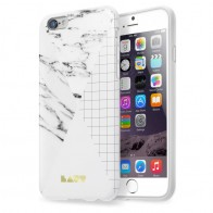 LAUT Huex iPhone SE / 5S / 5 White - 1