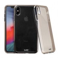LAUT Shield iPhone XS Max Case Ultra Black 01